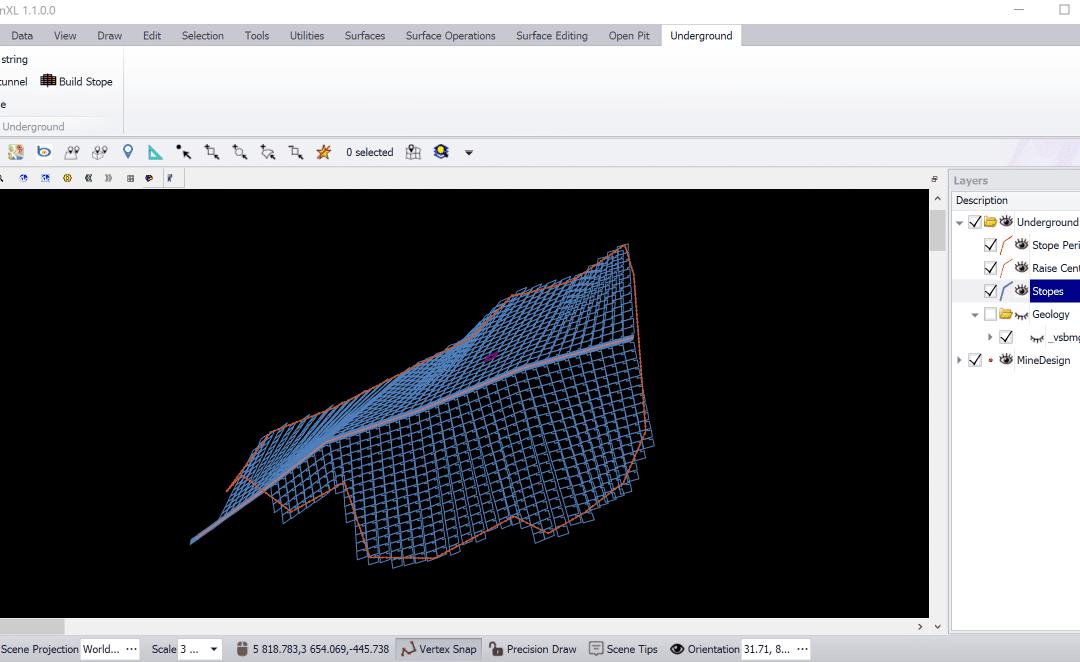 Parameterized panel design